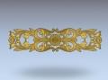 3D модель 22 | 3D модели для плоскорельефной резьбы по дереву на гравировально-фрезерном станке с ЧПУ