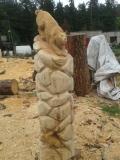 Резная скульптура для Измайловского парка | Измайловский парк