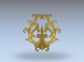 3D модель 6 | 3D модели для плоскорельефной резьбы по дереву на гравировально-фрезерном станке с ЧПУ