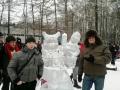 Резчики-скульпторы RezabaDereva.RU | Ледяные скульптуры в Москве
