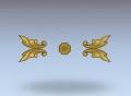3D модель 286 | 3D модели для плоскорельефной резьбы по дереву на гравировально-фрезерном станке с ЧПУ