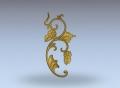 3D модель 70 | 3D модели для плоскорельефной резьбы по дереву на гравировально-фрезерном станке с ЧПУ