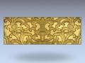 3D модель 278 | 3D модели для плоскорельефной резьбы по дереву на гравировально-фрезерном станке с ЧПУ