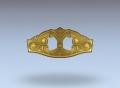3D модель 11 | 3D модели для плоскорельефной резьбы по дереву на гравировально-фрезерном станке с ЧПУ