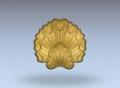 3D модель 13 | 3D модели для плоскорельефной резьбы по дереву на гравировально-фрезерном станке с ЧПУ