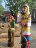 Сказочные герои для Измайловского парка | Измайловский парк