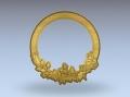 3D модель 235 | 3D модели для плоскорельефной резьбы по дереву на гравировально-фрезерном станке с ЧПУ