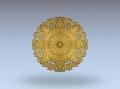 3D модель 42 | 3D модели для плоскорельефной резьбы по дереву на гравировально-фрезерном станке с ЧПУ