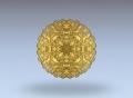 3D модель 54 | 3D модели для плоскорельефной резьбы по дереву на гравировально-фрезерном станке с ЧПУ