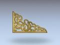 3D модель 20 | 3D модели для плоскорельефной резьбы по дереву на гравировально-фрезерном станке с ЧПУ