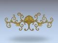 3D модель 40 | 3D модели для плоскорельефной резьбы по дереву на гравировально-фрезерном станке с ЧПУ