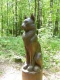 Скульптура в парке ЛОСИНЫЙ ОСТРОВ | Парк «Лосиный остров»