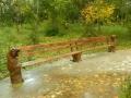 Скамеечка в Измайловском парке | Измайловский парк
