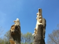 Скульптура. Зоопарк в Пензе. | Скульптуры в Пензенском зоопарке