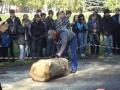 Резьба бензопилой - участник фестиваля С. Ларионов | Резьба бензопилой - фестивали, запиловки