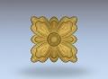 3D модель 264 | 3D модели для плоскорельефной резьбы по дереву на гравировально-фрезерном станке с ЧПУ