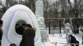 Ледяные скульптуры - БАНЯ | Ледяные скульптуры в Москве
