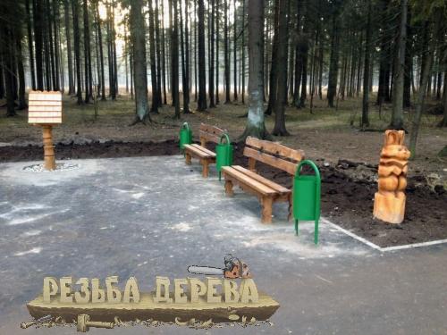 Крюковский лесопарк