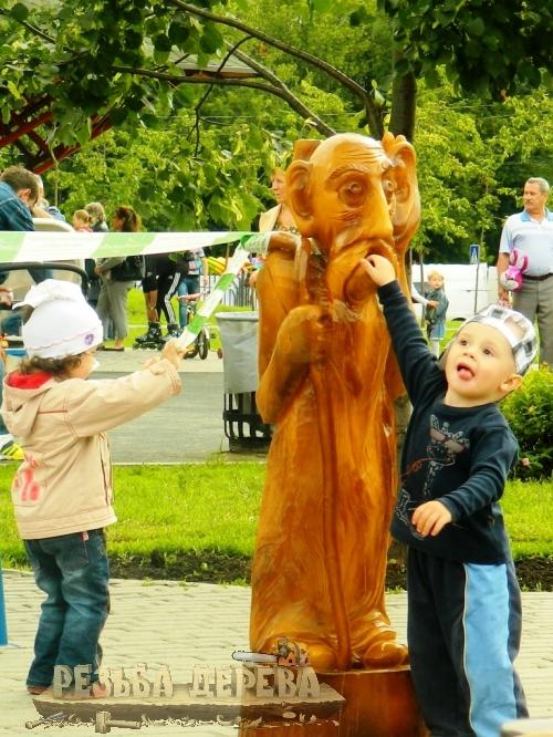 Скульптура для парка