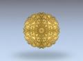 3D модель 58 | 3D модели для плоскорельефной резьбы по дереву на гравировально-фрезерном станке с ЧПУ