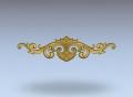 3D модель 56 | 3D модели для плоскорельефной резьбы по дереву на гравировально-фрезерном станке с ЧПУ
