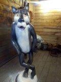 Волк из мультика | Детские городки