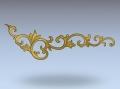 3D модели для плоскорельефной резьбы по дереву на гравировально-фрезерном станке с ЧПУ