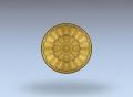 3D модель 238 | 3D модели для плоскорельефной резьбы по дереву на гравировально-фрезерном станке с ЧПУ