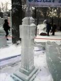 Скульптуры из льда | Ледяные скульптуры в Москве