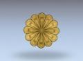 3D модель 258 | 3D модели для плоскорельефной резьбы по дереву на гравировально-фрезерном станке с ЧПУ