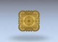 3D модель 60 | 3D модели для плоскорельефной резьбы по дереву на гравировально-фрезерном станке с ЧПУ