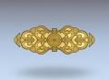 3D модель 279 | 3D модели для плоскорельефной резьбы по дереву на гравировально-фрезерном станке с ЧПУ