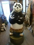 Большая панда (Ailuropoda melanoleuca) - бамбуковый медведь | Детские городки
