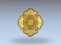 3D модель 291 | 3D модели для плоскорельефной резьбы по дереву на гравировально-фрезерном станке с ЧПУ