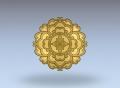 3D модель 39 | 3D модели для плоскорельефной резьбы по дереву на гравировально-фрезерном станке с ЧПУ