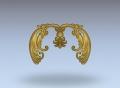 3D модель 243 | 3D модели для плоскорельефной резьбы по дереву на гравировально-фрезерном станке с ЧПУ