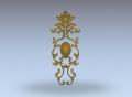 3D модель 284 | 3D модели для плоскорельефной резьбы по дереву на гравировально-фрезерном станке с ЧПУ