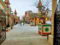 Фестивальная площадка. | Фестивальная площадка на Святоозерской улице. Москва, Косино-Ухтомское.