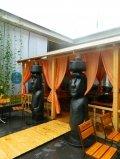 Скульптура острова Пасхи | Парковая скульптура