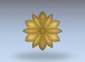 3D модель 292 | 3D модели для плоскорельефной резьбы по дереву на гравировально-фрезерном станке с ЧПУ