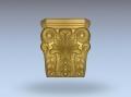 3D модель 249 | 3D модели для плоскорельефной резьбы по дереву на гравировально-фрезерном станке с ЧПУ