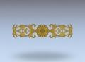 3D модель 41 | 3D модели для плоскорельефной резьбы по дереву на гравировально-фрезерном станке с ЧПУ