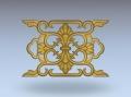 3D модель 233 | 3D модели для плоскорельефной резьбы по дереву на гравировально-фрезерном станке с ЧПУ