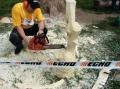 Резьба скульптуры из дерева | Резьба бензопилой - фестивали, запиловки