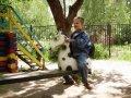Элемент детских качелей | Детские городки