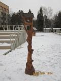 В Крюковском лесопарке | Вольерный комплекс в Крюковском лесопарке Зеленограда