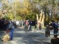 Фестиваль резьбы бензопилой в Чебоксарах | Резьба бензопилой - фестивали, запиловки