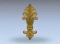 3D модель 14 | 3D модели для плоскорельефной резьбы по дереву на гравировально-фрезерном станке с ЧПУ