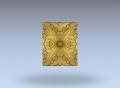 3D модель 17 | 3D модели для плоскорельефной резьбы по дереву на гравировально-фрезерном станке с ЧПУ
