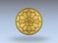 3D модель 33 | 3D модели для плоскорельефной резьбы по дереву на гравировально-фрезерном станке с ЧПУ